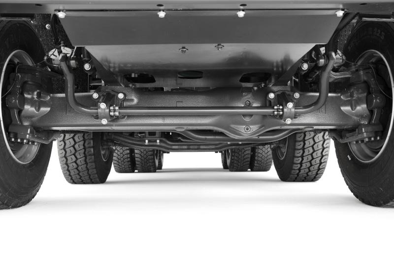 Volvo FMX akseli